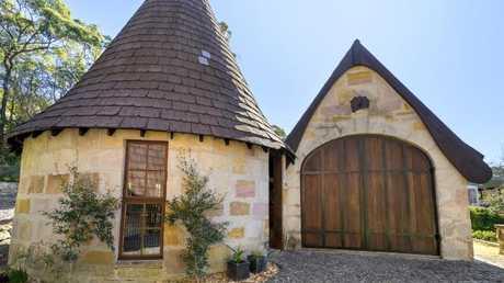 The 'Oast House' in Faulconbridge.