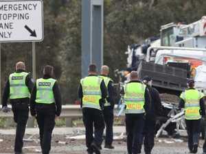 Horror crane crash: 'It's just a hideous scene'