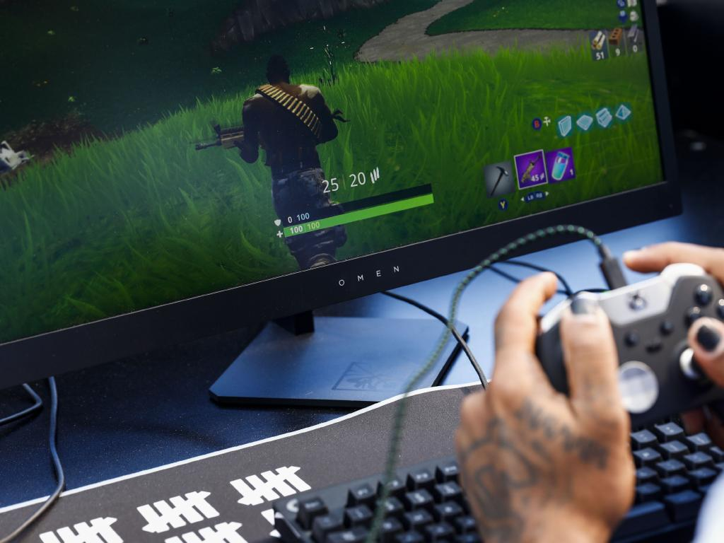 Fortnite has joined pornography as an online temptation with the potential to make marriage problems too obvious to ignore. Picture: Getty Images