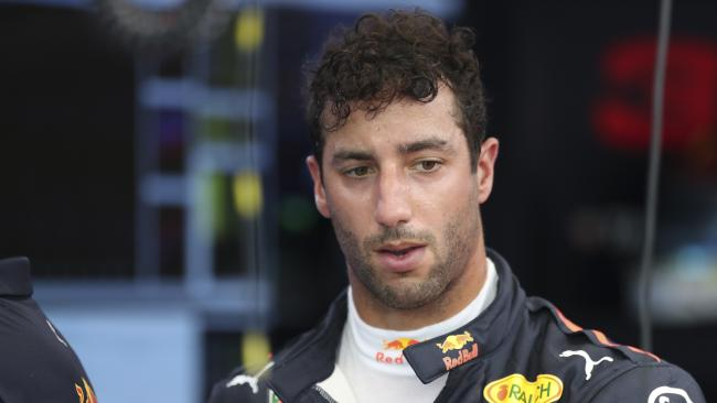 Red Bull Racing driver Daniel Ricciardo is excited by the challenge Renault has presented him. Picture: Yong Teck Lim/AP