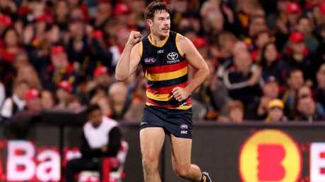 How much is Mitch McGovern worth to the Blues? Picture: Getty Images