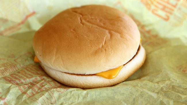 Macca's giving away free cheeseburgers