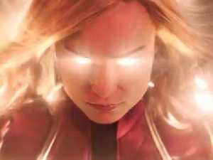 First Captain Marvel trailer drops