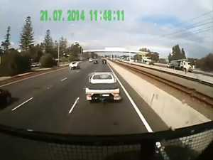Perth dashcam video