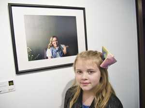 Sophia-Ella Harvey won the Young Photographer Award 7