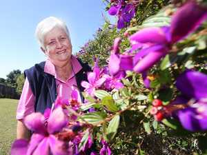 Monika Ross is getting ready for the Tweed Garden