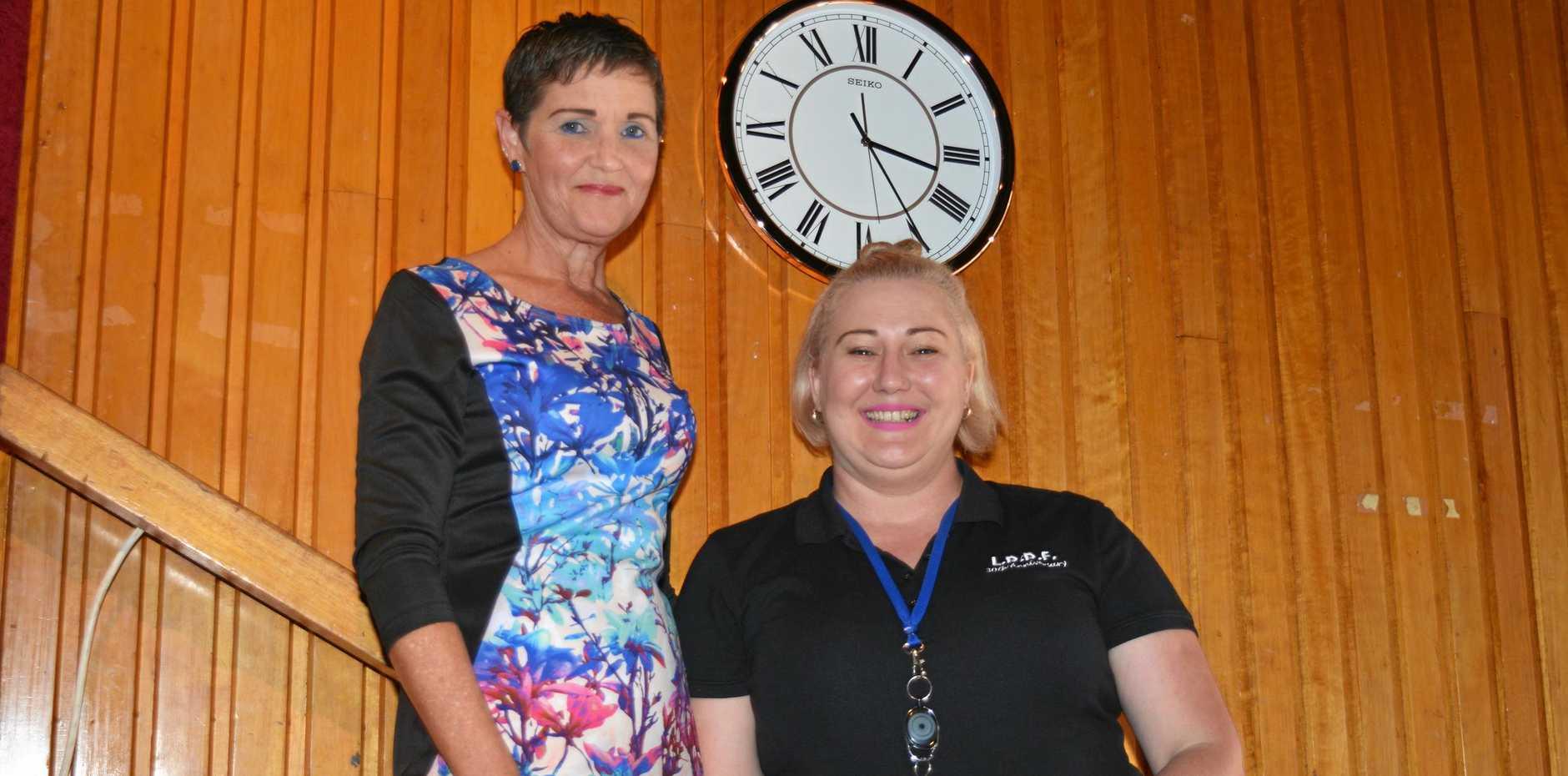 Lockyer Valley Dance Festival- Tanya Milligan and Kylie Naumann