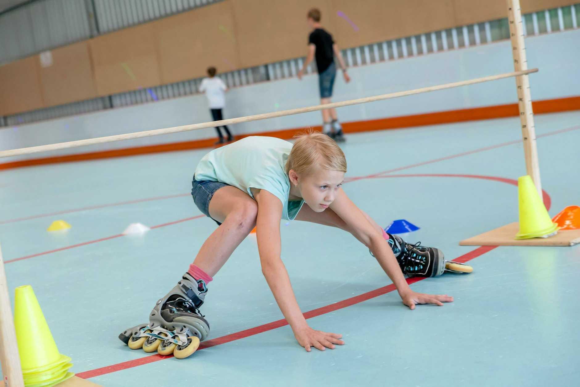 Skatezone - Shaicee Weller