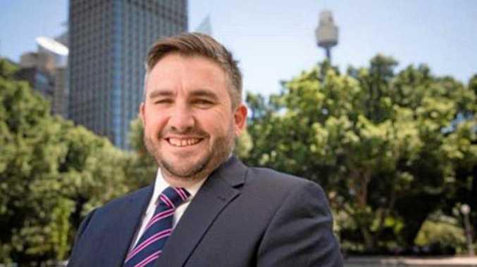 DUAL ROLES: Planning Institute of Australia president Brendan Nelson.