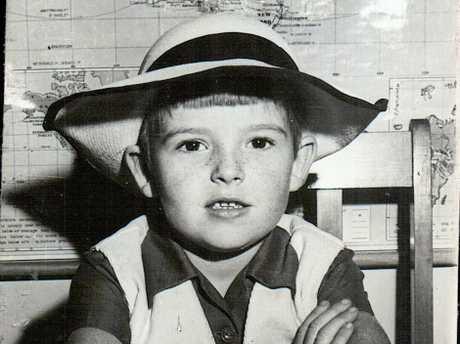 Rex Wallman's favourite photo of his sister, Marilyn Wallman.