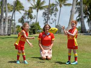 Women's footy set to grow with new Gold Coast Suns deal