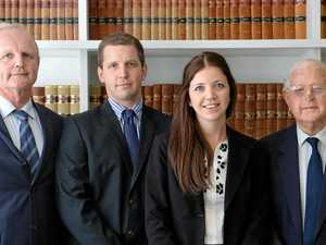 From office errand boy to leading Queensland lawyer