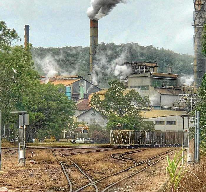 Plane Creek Mill.