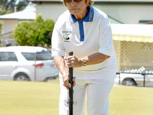 Croquet to mark start of Masters Games