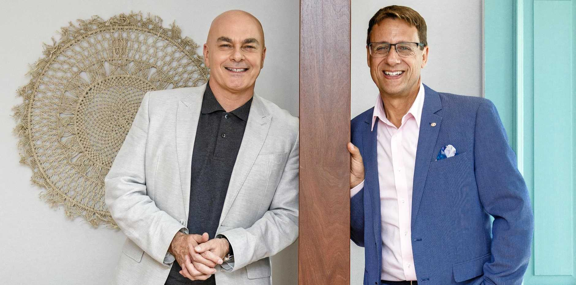 Neale Whitaker and Andrew Winter return in season two of Love It or List It Australia.