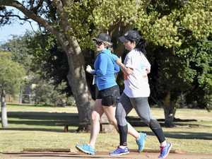 2018 Hilly Half ready to run Sunday