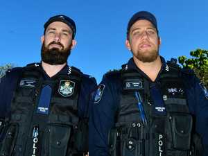 Off-duty police officers save man, 60, from vicious assault