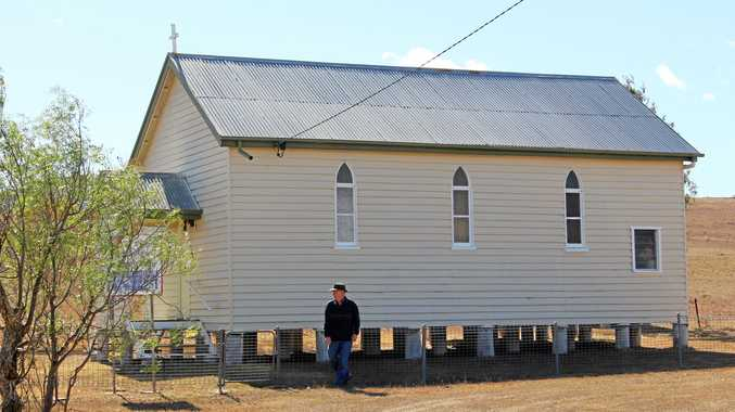 St Luke's Anglican church in Freestone was sold to a private individual on Monday, September 17.
