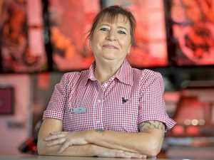Mature-age worker given a second chance with chicken