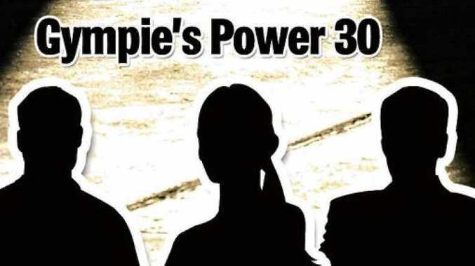 Who are the 30 most powerful and influential people of the Gympie region for 2018? Find out next week.