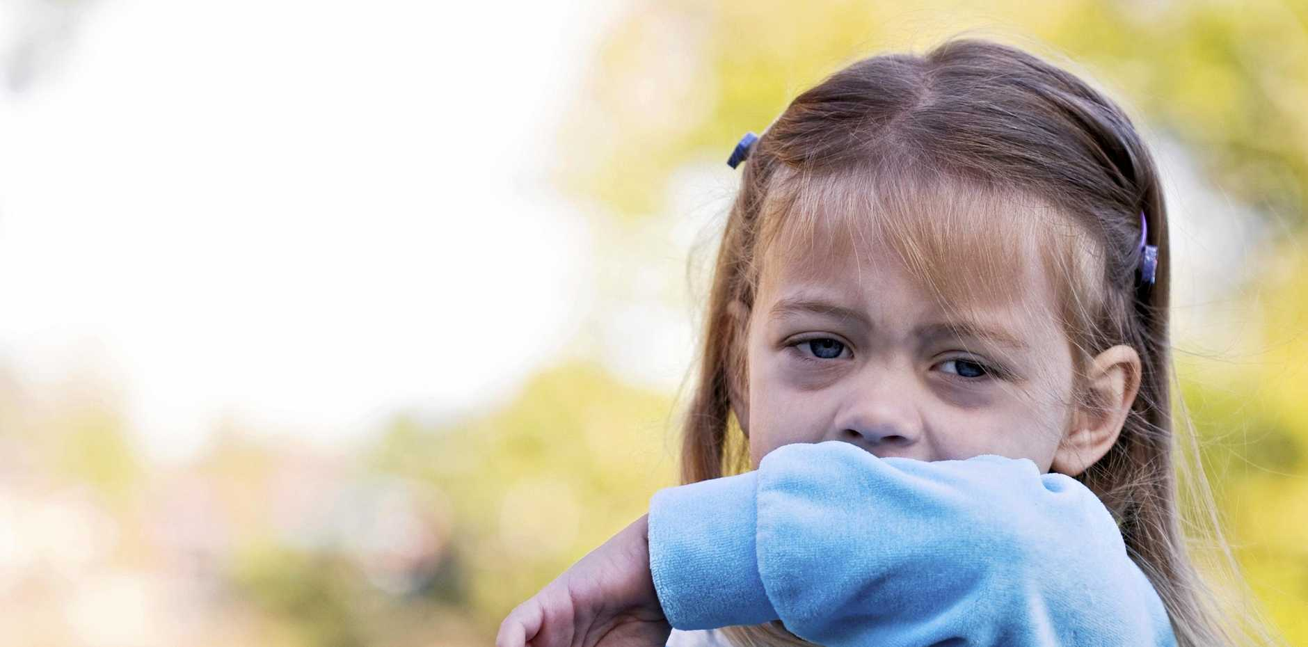 Whooping cough cases are on the rise.