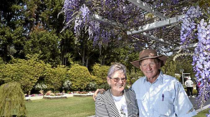 GALLERY: Look inside Toowoomba's grand champion garden