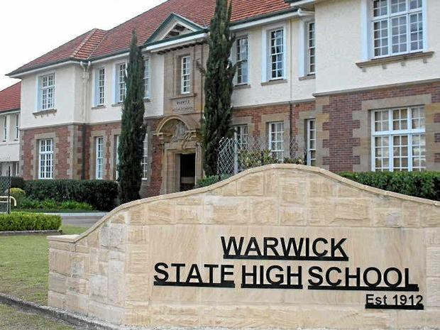 NEW SCHOOL: A former Warwick State High School student said a second public high school could help address the culture problems behind bullying in Warwick.