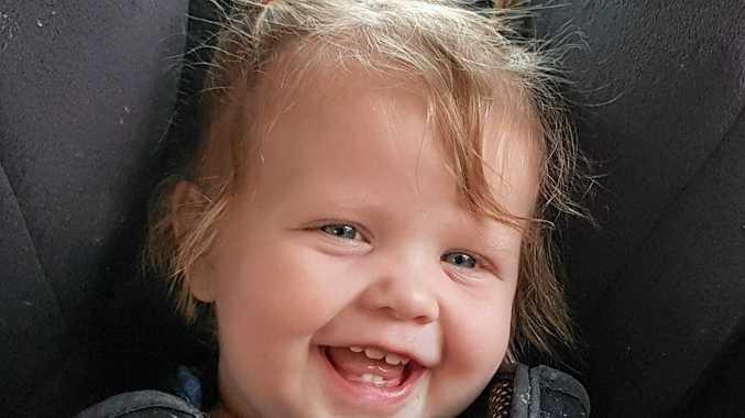 Burns toddler's family overwhelmed by support