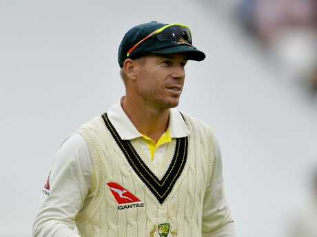 David Warner still has some explaining to do to new national coach Justin Langer. Picture: Getty