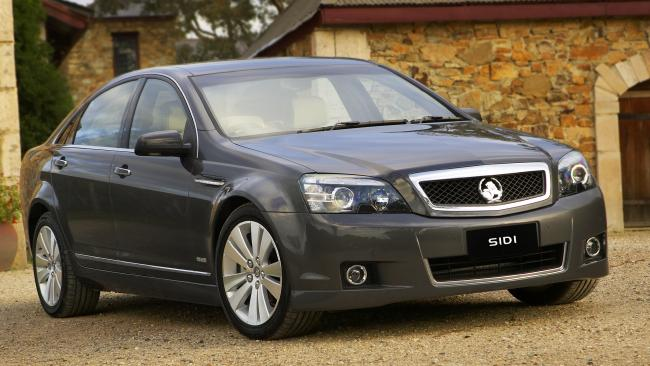 2006-2016 Holden Caprice models were some of the safest second-hand cars.
