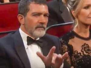 Bizarre moment you missed at the Emmys