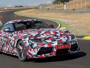 ROAD TEST: Toyota's reborn classic Supra