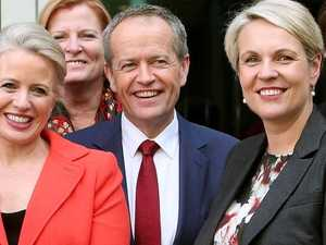 Shorten's $400 million gift to women