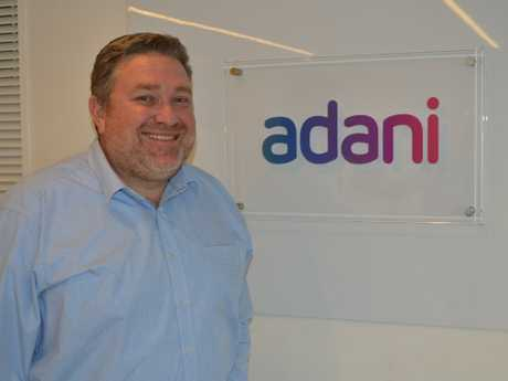 Adani Mining CEO Lucas Dow wants to set the record straight on funding of the mine and rail line.