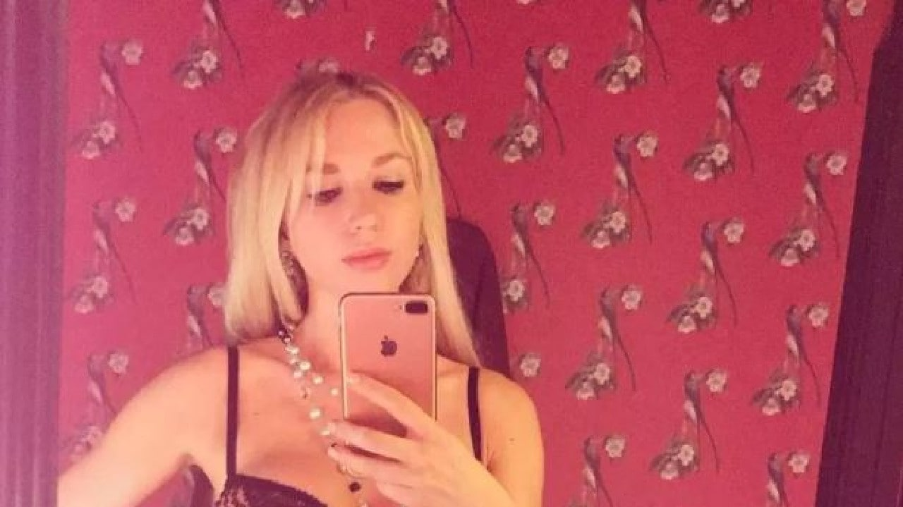 A Russian model claims she was at the centre of another Salisbury poison plot.