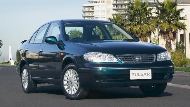 200-2006 Nissan Pulsar models rated poorly.