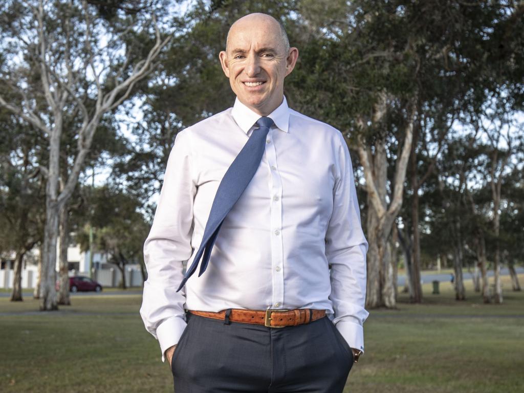 Assistant Treasurer and Member for Fadden Stuart Robert