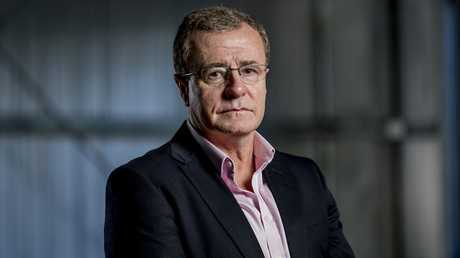 Gold Coast Titans boss Graham Annesley has strongly denied there are welfare issues at the club. Picture: Jerad Williams