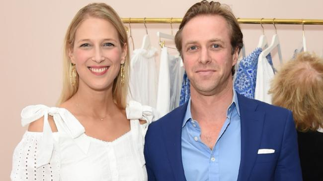 Lady Gabriella Windsor and Thomas Kingston attend the Beulah London store opening in May this year. Picture: David M. Benett/Dave Benett/Getty Images
