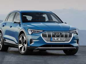 New Audi e-tron takes fight to Tesla