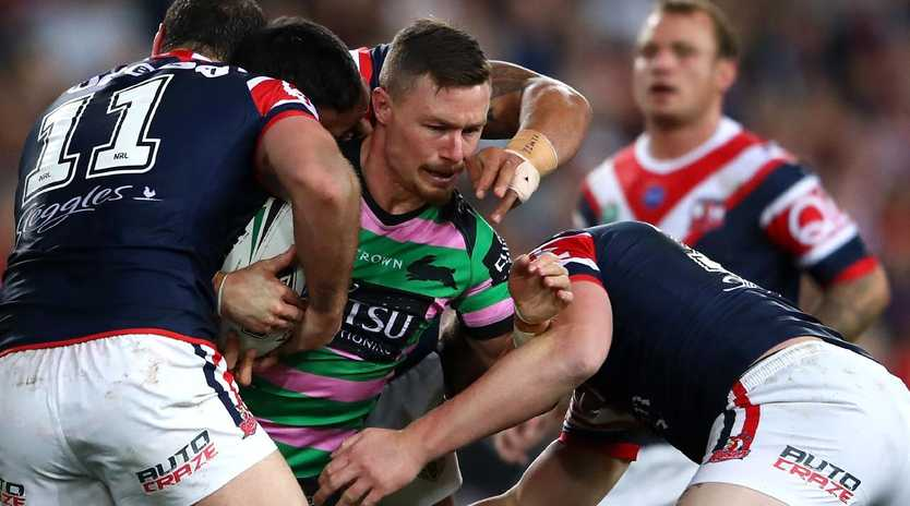 Damien Cook will be a marked man against the Roosters.