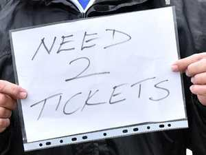 'Ridiculous': AFL fans furious at Ticketek and scalpers