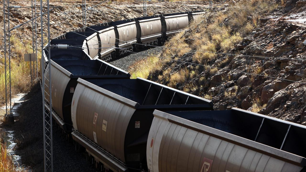 Adani has changed the plans for its rail link between the Galilee Basin and Abbot Point.