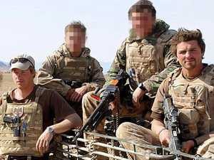 SAS officers let off over Aussie soldier's death
