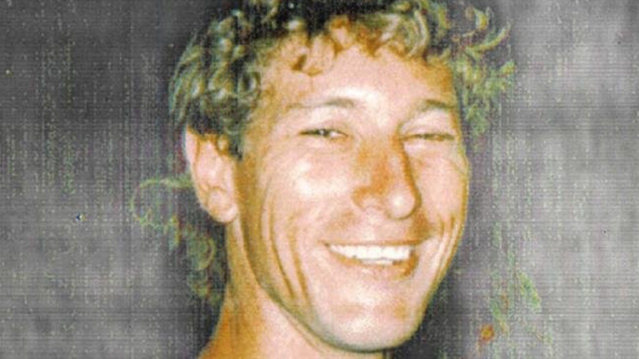 Greg Armstrong was last seen alive in Maryborough on May 7, 1997 and was later reported missing by his landlord.