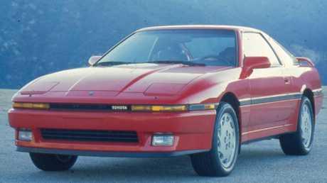 1987 Toyota Supra A70.