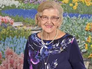 ABC Garden Without Annuals winner Alma Williams at