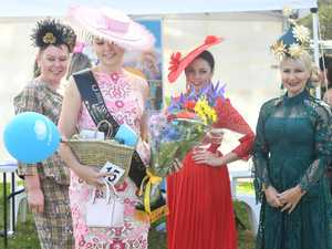 Emma Clark won the womens category Fashions on the
