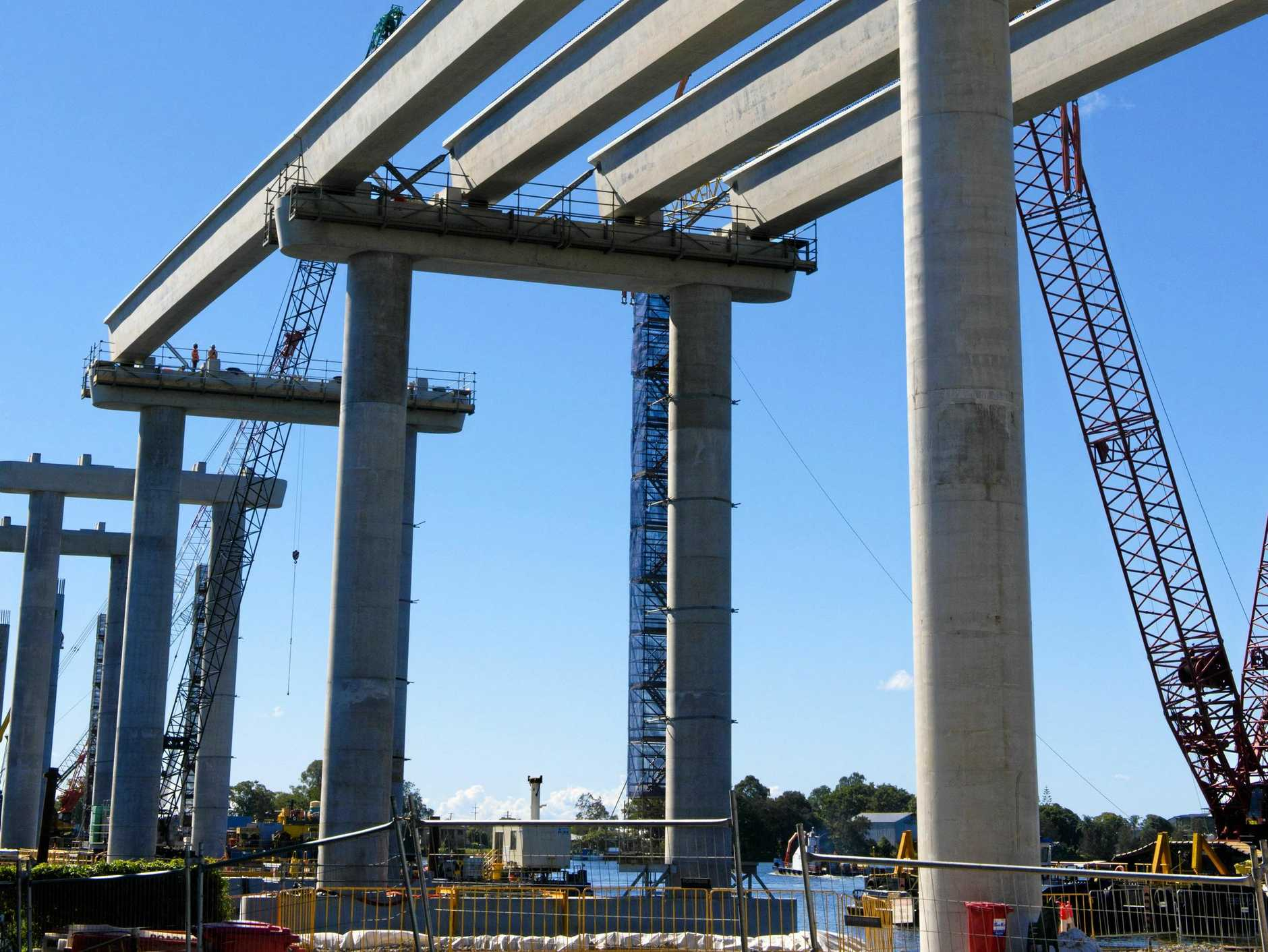 Major infrastructure projects such as the new bridge at Harwood and Clarence Correction Centre near Grafton are providing jobs and driving market growth.
