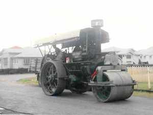 Restorer finds steam engine in Maryborough